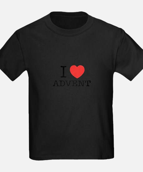 I Love ADVENT T-Shirt