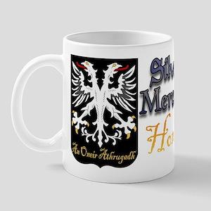 Silver Phoenix Mercenaries Mug