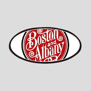 Design Boston Albany railroad Patch