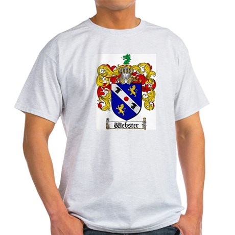 Webster Coat of Arms T-Shirt