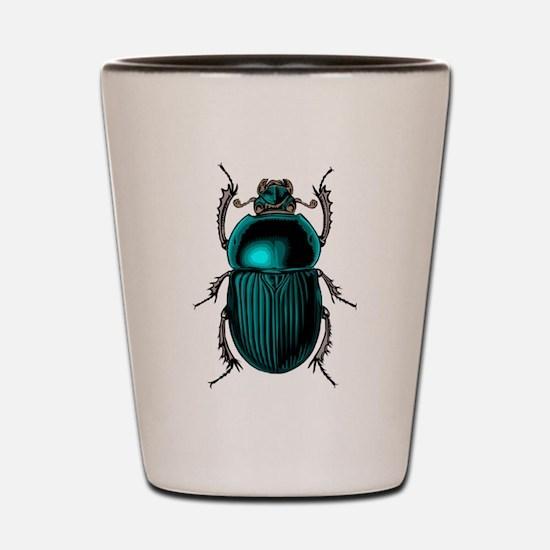 BEETLE - BUG Shot Glass