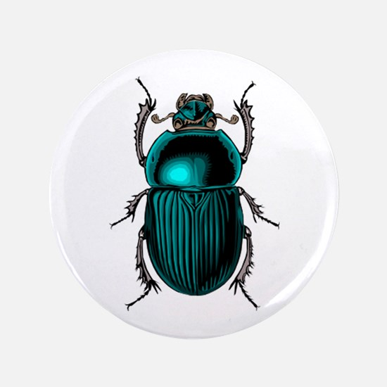 """BEETLE - BUG 3.5"""" Button (100 pack)"""