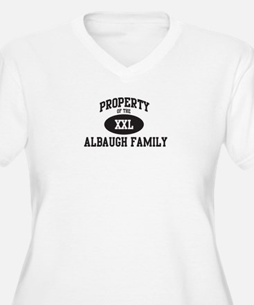 Property of Albaugh Family T-Shirt