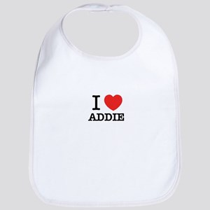 I Love ADDIE Bib
