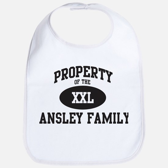 Property of Ansley Family Bib