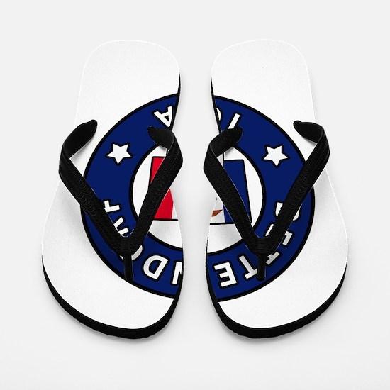 Bettendorf Iowa Flip Flops