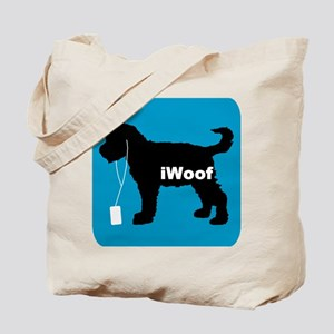 iWoof Schnoodle Tote Bag