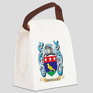 Estrella Coat of Arms - Family Cr Canvas Lunch Bag