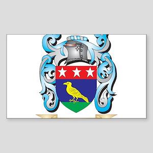 Estrella Coat of Arms - Family Crest Sticker