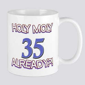 35 Already Birthday Designs Mug
