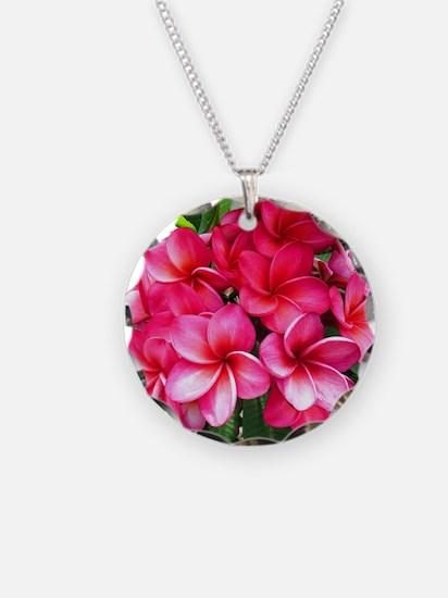 Unique Frangipani Necklace