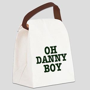 OH DANNY BOY! Canvas Lunch Bag