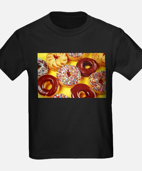 Assorted delicious donuts T-Shirt