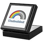 Undecided Rainbow Keepsake Box