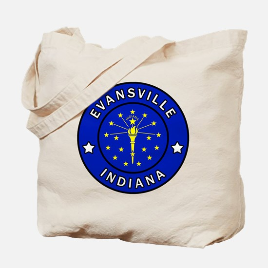 Cute Evansville Tote Bag