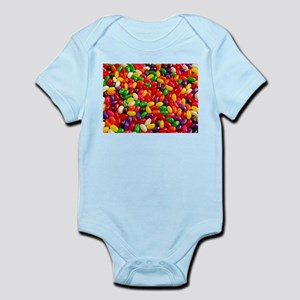 Colorful jellybeans Body Suit