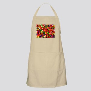 Colorful jellybeans Apron