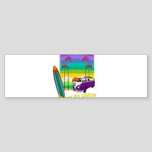 CamperVan Bumper Sticker