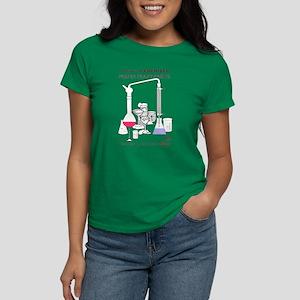 Chemists Prefer Craft Spirits Woman's T-Shirt