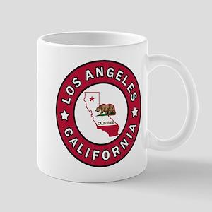 Los Angeles California Mugs
