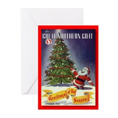 Great Northern Christmas Cards (20 pack)