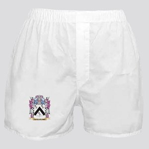 Guglielmo Coat of Arms (Family Crest) Boxer Shorts