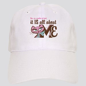 All About Me Kitty Cap