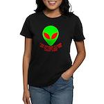 Abducted By Aliens Women's Dark T-Shirt