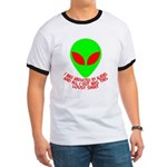 Abducted By Aliens Ringer T