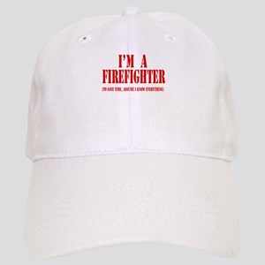 I'm A Firefighter- Red Cap