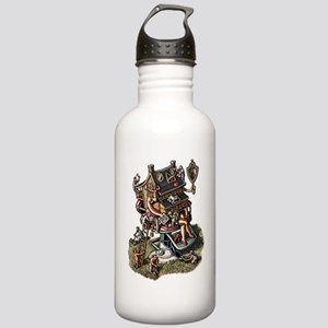House in barbershop ch Stainless Water Bottle 1.0L