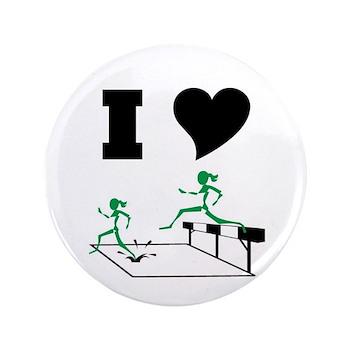 """SteepleChics 3.5"""" Button (100 pack)"""