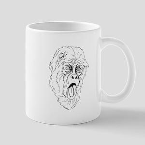Howler Monkey Mugs