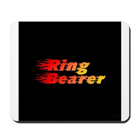 Ring Bearer - Blazed Mousepad