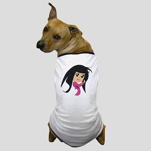 Kicking Spirit BkBl Dog T-Shirt