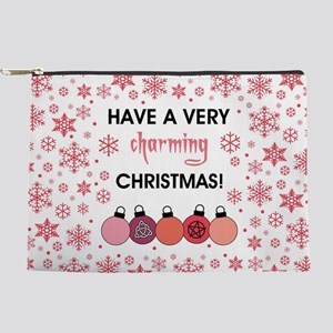 HAVE A VERY CHARMING... Makeup Bag