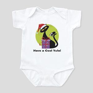 Cool Yule Kitty Infant Bodysuit