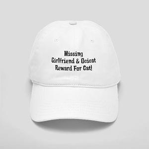 Missing Girlfriend & Ocicat Cap