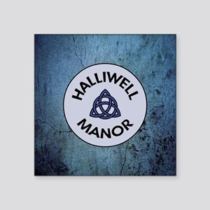HALLIWELL MANOR Sticker