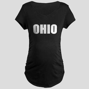 OHIO Maternity T-Shirt