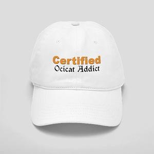 Certified Ocicat Addict Cap