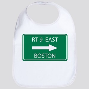 Route 9 Boston Bib