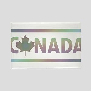CANADA - Colors Magnets