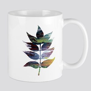 Ash leaves Mugs