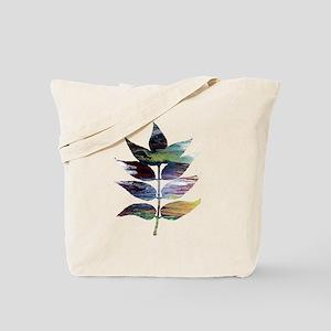 Ash leaves Tote Bag