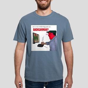 Backgammon Rage T-Shirt