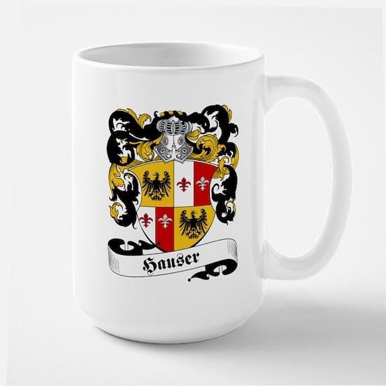 Hauser Family Crest Mugs