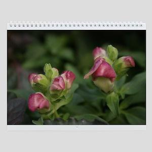 rose of sharon Wall Calendar