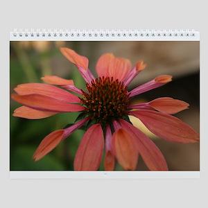 echinacea Wall Calendar