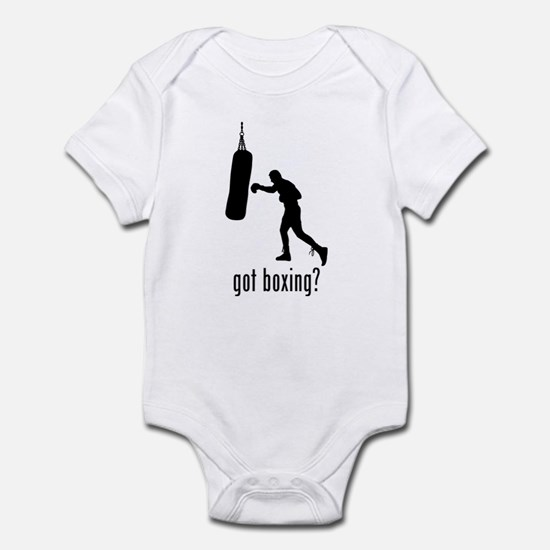 Boxing 3 Infant Bodysuit